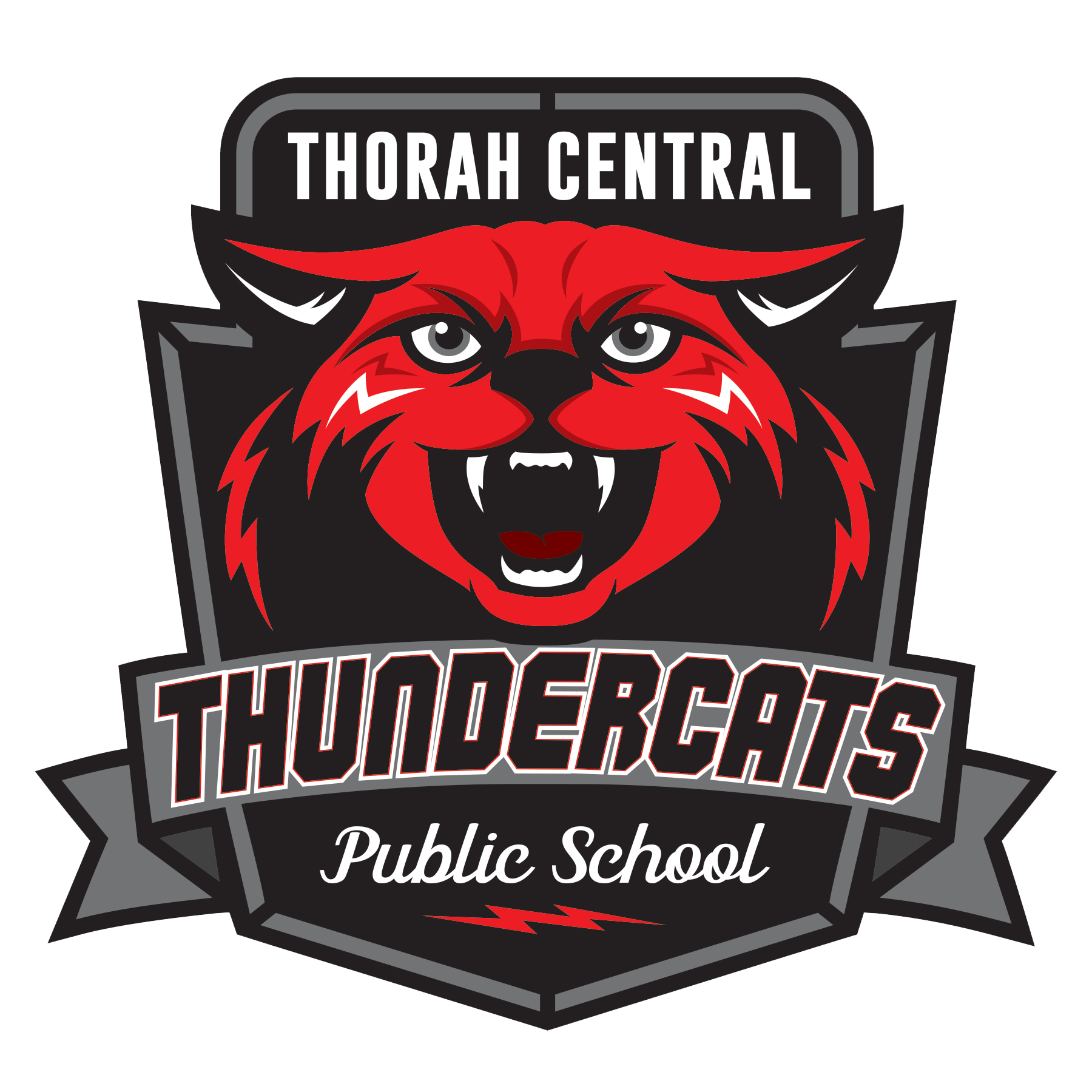 Thorah Central Public School logo